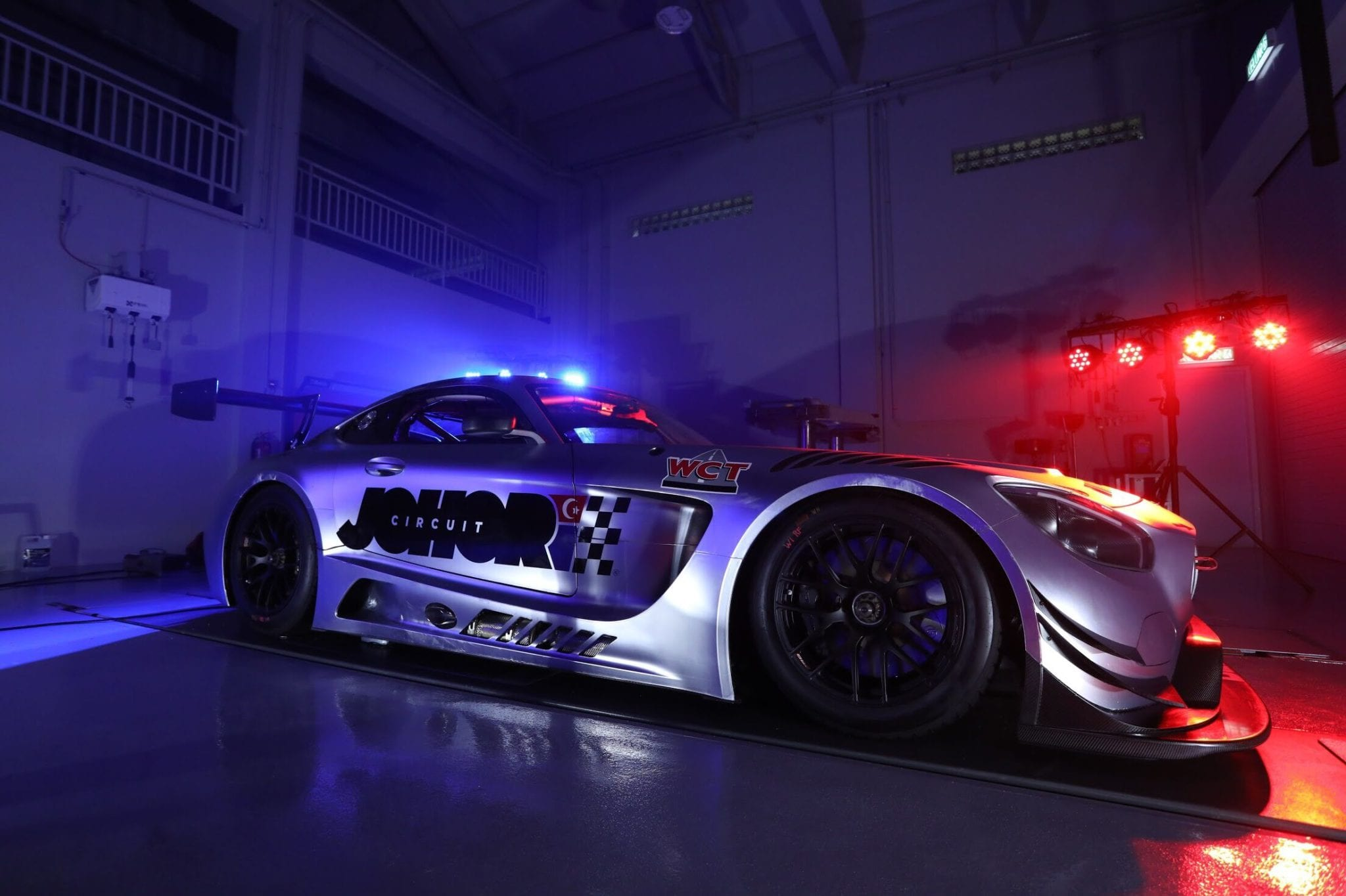 Triple Eight takes up Blancpain GT World Challenge Asia